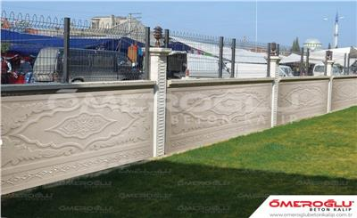 Decorative Concrete Mold Hanzade